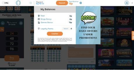 75 ball bingo cards - Bid Bingo UK